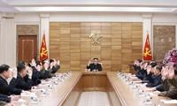 Das nordkoreanische Parlament wird neuen politischen Kurs gegenüber den USA ratifizieren