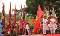 Vietnamesen im ganzen Land gedenken dem Todestag der Hung-Könige