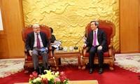 IWF begleitet Vietnam in der Entwicklung