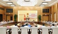 18. Vollversammlung des Rechtsausschusses des Parlaments