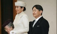 Reiwa-Ära in Japan: Naruhito besteigt den Chrysanthementhron