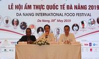 Da Nang veranstaltet erstmals das internationale kulinarische Festival