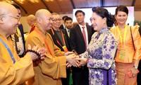 Vietnam schätzt die guten moralischen Werte der Religionen, darunter des Buddhismus