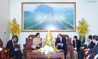 Zusammenarbeit mit der UNO ist eine der Prioritäten in der Außenpolitik Vietnams