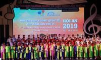 Fast 1000 Künstler nehmen am 6. internationalen Chorwettbewerb Vietnam teil