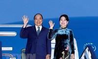 Premierminister Nguyen Xuan Phuc wird Russland, Norwegen und Schweden besuchen