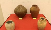 Ausstellung von Antiquitäten im südvietnamesischen Bac Lieu