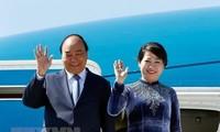 Premierminister Nguyen Xuan Phuc stattet Russland, Norwegen und Schweden Besuche ab