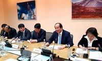 Vietnam und Russland fördern Zusammenarbeit beim Aufbau der E-Regierung