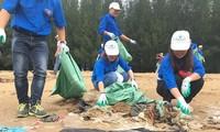 Aktionsmonat für Umwelt und Anti-Plastikmüll-Bewegung starten