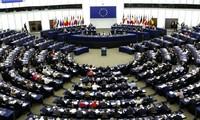 Wähler der EU-Länder gehen weiterhin zur Europawahl