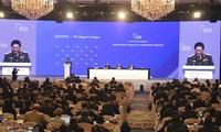 Shangri-La-Dialog 2019: Vietnams Armeechef spricht über Konfliktverhütung in Wettbewerbsbereichen