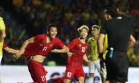 Vietnams Fussballnationalmannschaft steht in der Gruppe 2 der Qualifikationsrunde der Fussball-Weltmeisterschaft 2022