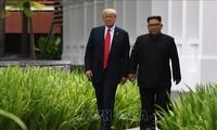 Die USA sind bereit für weiteren Gipfel mit Nordkorea