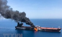 Tanker-Angriff im Golf von Oman: USA lassen militärisches Vorgehen gegen Iran offen
