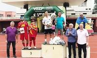 """Vietnam Sieger des Fußballturniers """"Senat"""" in Tschechien"""