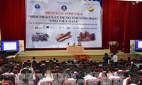 Marke der vietnamesischen Garnelen aufbauen