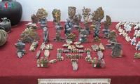 Ausstellung von 4000 Antiquitäten aus neun alten Schiffen entlang vietnamesischer Küste
