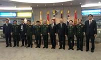 Dialog über Verteidigungspolitik auf Vizeministerebene zwischen Vietnam und Südkorea