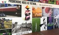 Vorstellung der vietnamesischen Kultur im französischen Choisy Le Roi