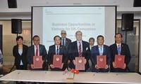 Vietnamesische Provinzen suchen nach Zusammenarbeitsmöglichkeiten in Großbritannien