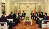 Vietnam und die USA verstärken Zusammenarbeit im Kampf gegen Kriminalität