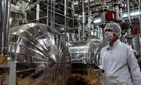 Iran warnt vor erhöhter Urananreicherung