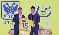 Belgische Medien interessieren sich für den Beitritt des Klubs Sint-Truidense von Nguyen Cong Phuong