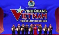 """Das Programm """"Vietnam- ruhmreich"""" ehrt 19 Vorbilder"""