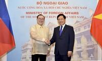 Vietnam und die Philippinen verbessern die Zusammenarbeit in den Bereichen