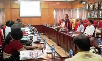 Verstärkung der Austauschprogramme zwischen den Völkern Vietnams und Indiens