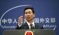 China warnt vor Schwierigkeiten bei Handelsverhandlungen durch zusätzlich Strafzölle
