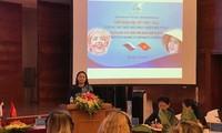 """Vietnam-Russland-Frauenforum mit dem Thema """"Gemeinsam für nachhaltige Entwicklung"""""""