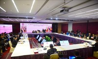 ASEAN-Außenminister diskutieren viele Fragen in der Region