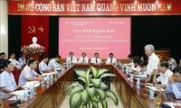 50-jährige Umsetzung des Testaments von Präsident Ho Chi Minh über den Parteiaufbau