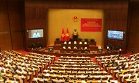 """3-jährige Umsetzung der Kampagne """"Lernen und arbeiten nach der Ideologie, Moral und dem Stil Ho Chi Minhs"""" bewerten"""