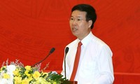 베트남의 안정적인 정치와 사회에 대한 소셜미디어