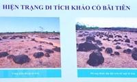 빈 프억, 록 떤 2  원형토성 유적, 국가 고고유적지 지정