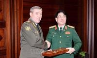 베트남 – 러시아 , 국방 협력강화