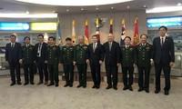 베트남 – 한국 차관급 국방 정책 대화