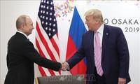 미국 대통령, 러시아에 회담 제안