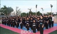 베트남 빈딘성, 무술도장들을 위한 전통 무술경연 대회