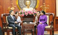 호찌민시와 중국 항저우 간의 협력 촉진