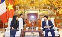 하노이, 도시-교통개발 분야에서 프랑스와 협력강화