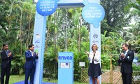 프랑스, 하노이시에 대기질관측소 열어