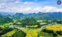 베트남 넌느억 까오방 지질공원, 세계 최고 50개 여행지 중 하나로 꼽혀…