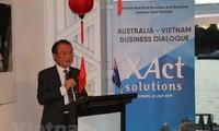베트남 기업, 호주에서 사업 투자 협력 촉진
