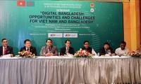베트남 – 방글라데시, 정보통신기술에 대한 협력강화