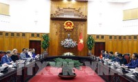응우옌 쑤언 푹 총리, EU 부위원장 접견