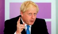영국 총리, 브렉시트 논의를 위한 아일랜드 총리 접견